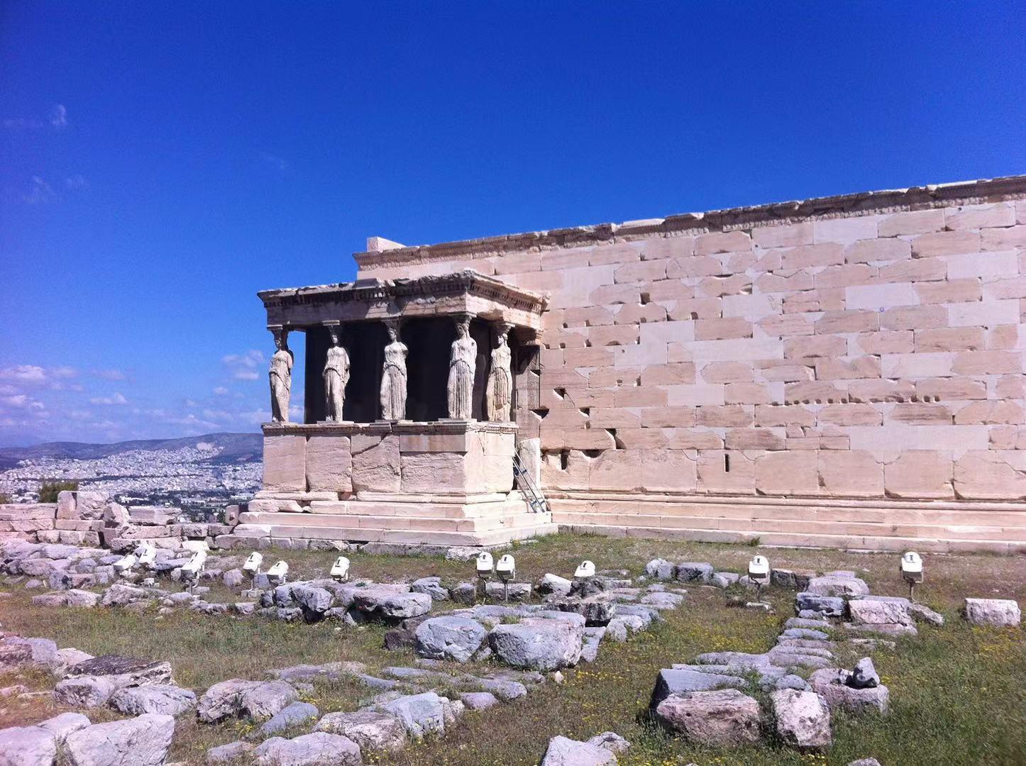 厄瑞克忒翁神庙